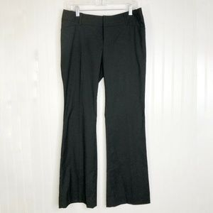 Black Mossimo Sz 6 Pants Bottoms Slacks Stretch Ca